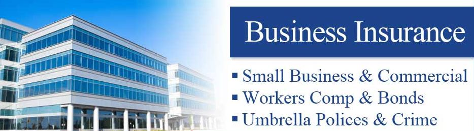 Commercial Insurance Quotes Near Me Business Insurance Lines Small Sample Product Lineup (855) 820-8321.